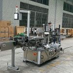 Mašina za etiketiranje samoljepljivih naljepnica Nalijepite 3 naljepnice na jednu bocu