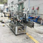 Mašina za nanošenje ljepljivih naljepnica za okrugli kvadratni konus mineralne vode