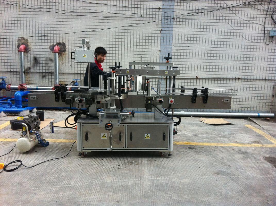 Potpuno automatska ljepljiva mašina za etiketiranje okruglih bočica za boce za kućne ljubimce