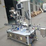 Stroj za etiketiranje gornje naljepnice za vrećicu mlaznica na električni pogon