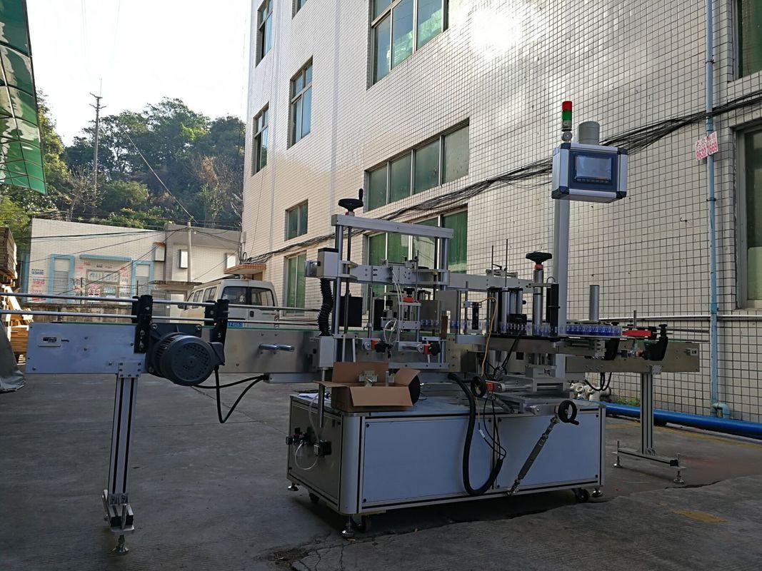 Ljepljiva jednostrana mašina za etiketiranje ravnih boca visoke preciznosti